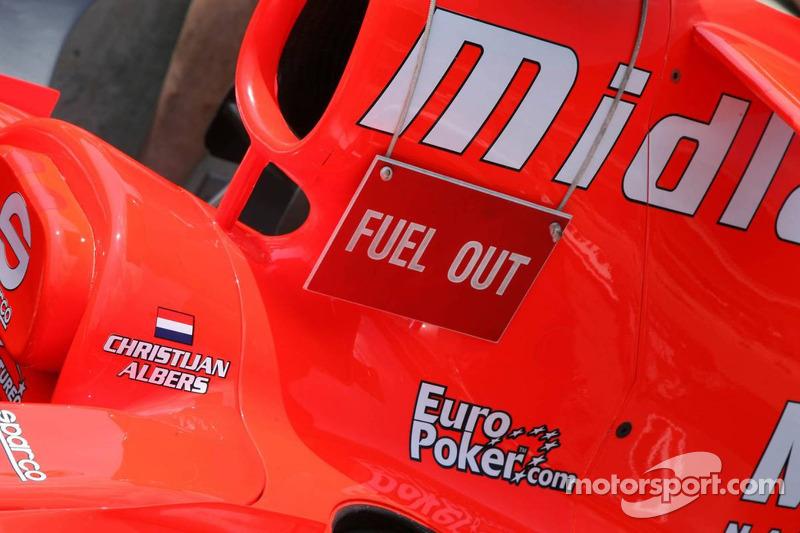 La Midlet MF1 Racing M16