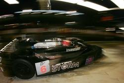 #6 Lister Storm Racing Lister Storm Hybrid: Nicolas Kiesa, Jens Moller, Gavin Pickering