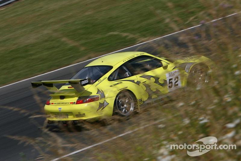 #52 Renauer Motorsport Team Porsche 996 GT3 RSR: Wolfgang Kaufmann, Luca Moro