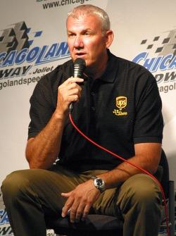 Press conference: Dale Jarrett