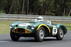 #18 Aston Martin DB3S 1953