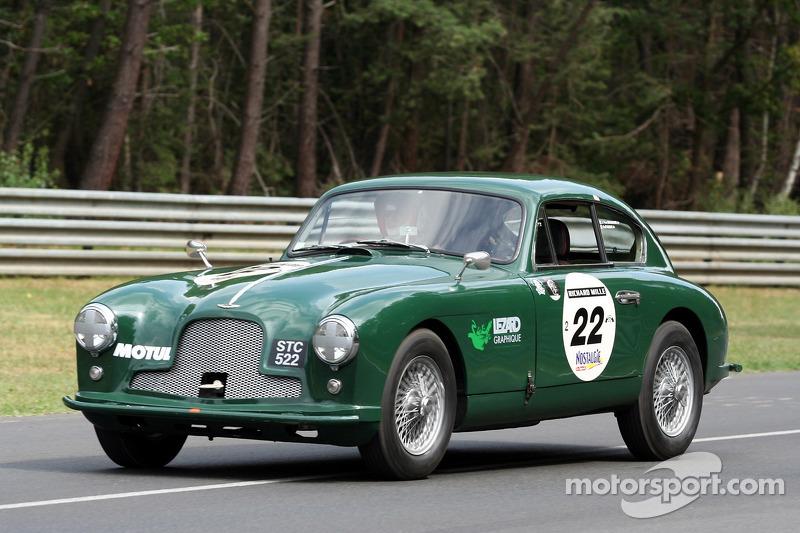 #22 Aston Martin DB2-4 1954