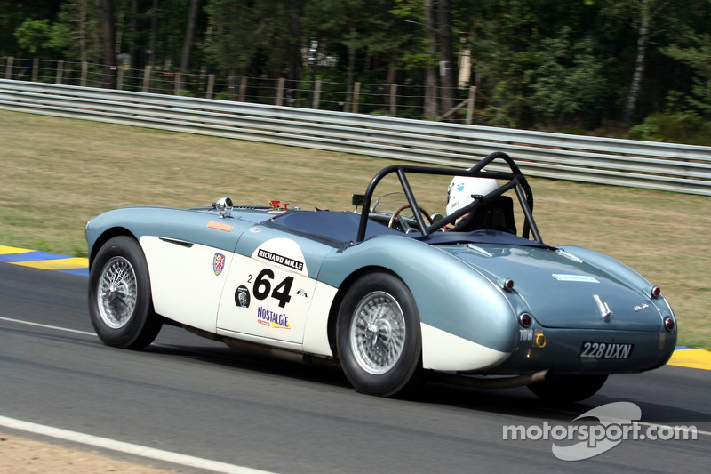 #64 Austin Healey 100 M 1955