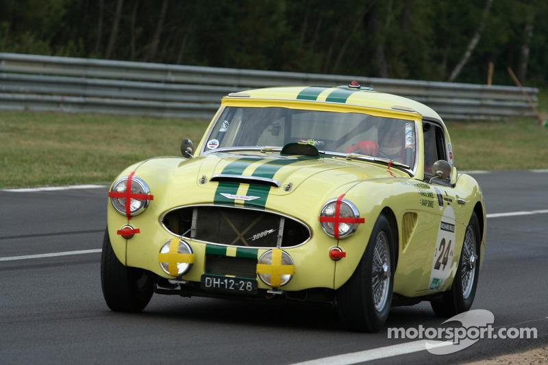 #24 Austin Healey 3000 1961