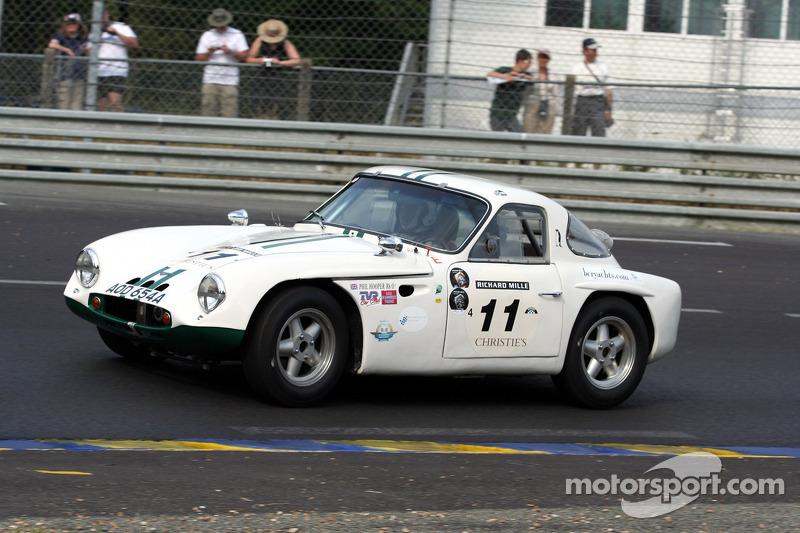 #11 TVR Grantura MK III 1963