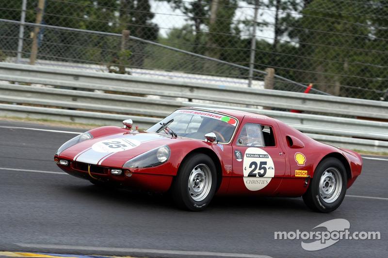 #25 Porsche 904 GTS 1964