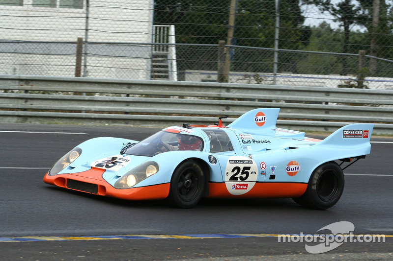 №25 Porsche 917K 1971