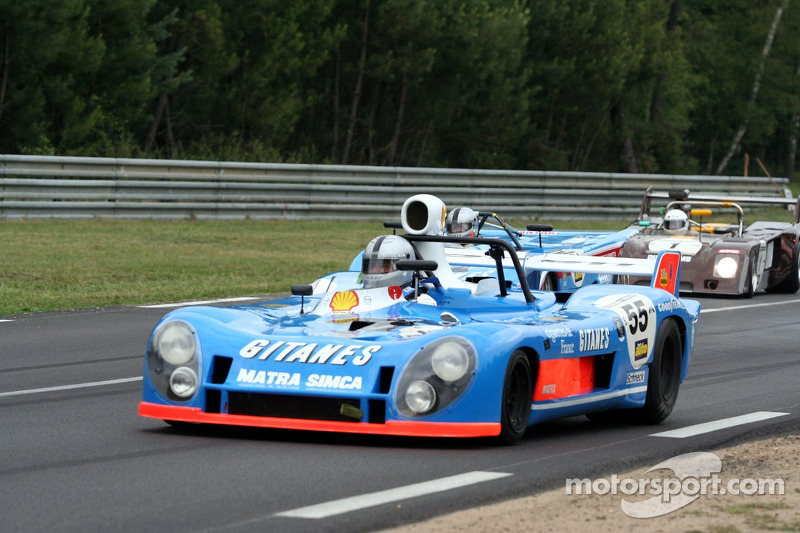 #55 Matra MS 670 1972