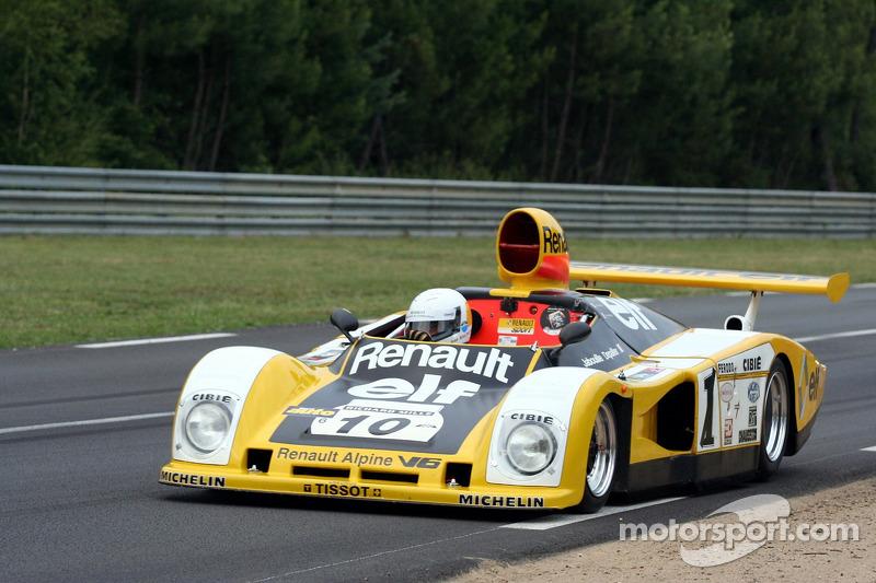 #10 Alpine Renault A443 1978