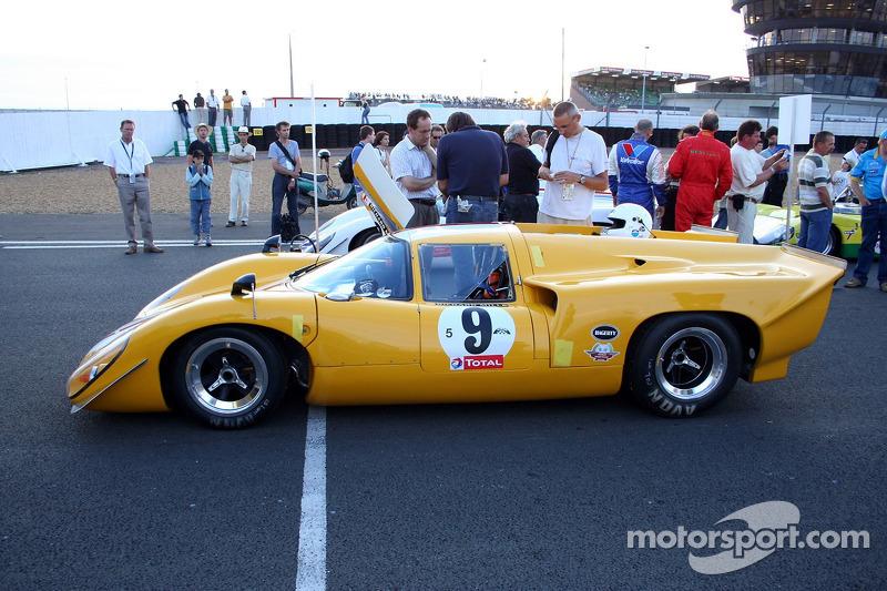 #9 Lola T70 1969