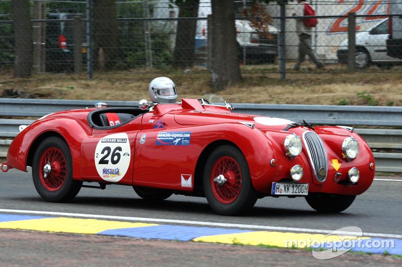 #26 Jaguar XK 120 1949