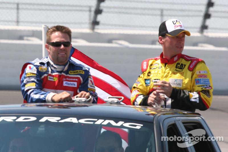 Scott Riggs et Dave Blaney
