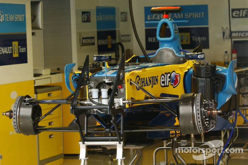 Voiture de Fernando Alonso