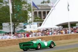 Ferrari 330 P2 - David Piper