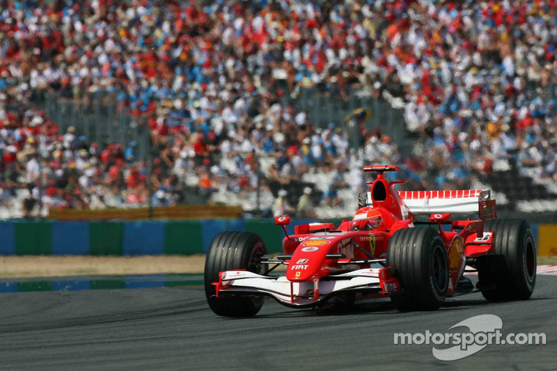 2006 French GP, Ferrari 248 F1