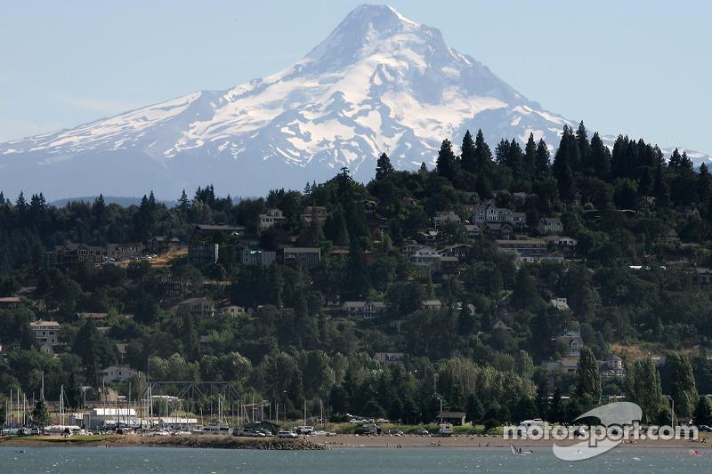 Lel magnifique Mount Hood