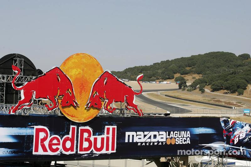 El Red Bul GP de Estados Unidos vuelve al Mazda Raceway Laguna Seca