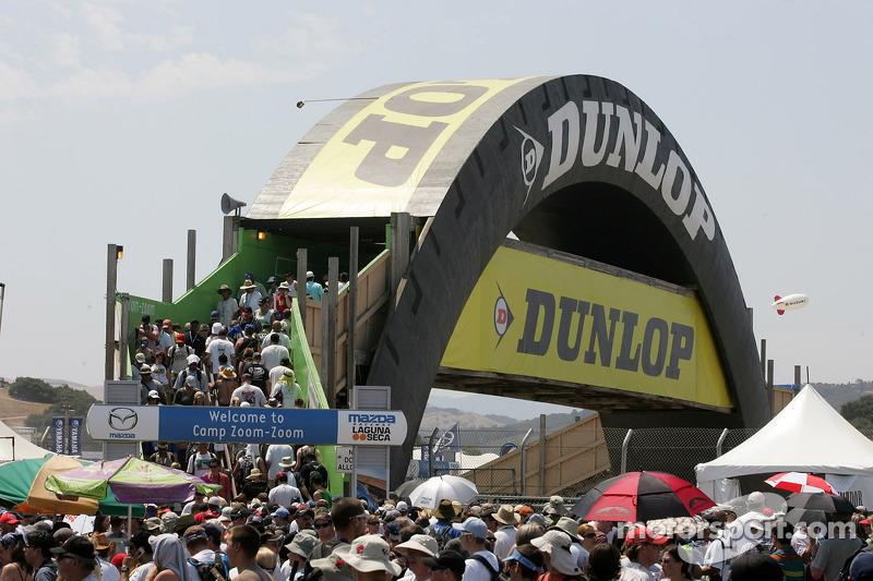 51,378 fans étaient présents durant la course