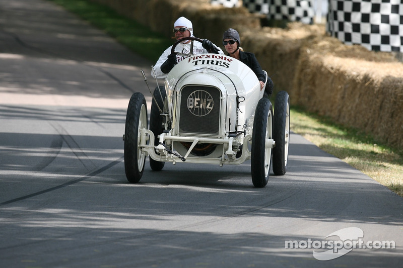 Benz Prince Henry Special