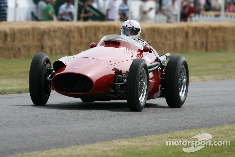 Maserati 250F: Alan Jones