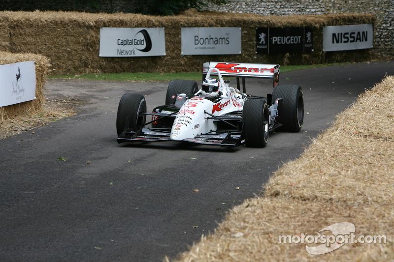 Lola Cosworth T93/06: Nigel Mansell