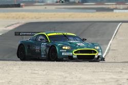 #009 Aston Martin Racing Aston Martin DB9: Andrea Piccini, Stéphane Sarrazin