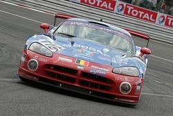 #116 Patrick Chaillet Dodge Viper Comp: Patrick Chaillet, Laurent Nef, Loïc Deman, Christophe Geoffroy