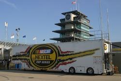 NASCAR Nextel Cup series transporter