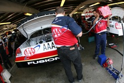 AAA Ford crew members at work