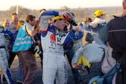 Sunday V8 Supercar race 3