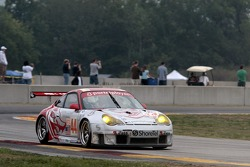 #44 Flying Lizard Motorsports Porsche 911 GT3 RSR: Lonnie Pechnick, Seth Neiman