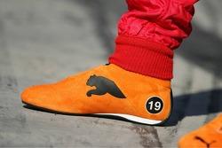 Christijan Albers Puma race boots