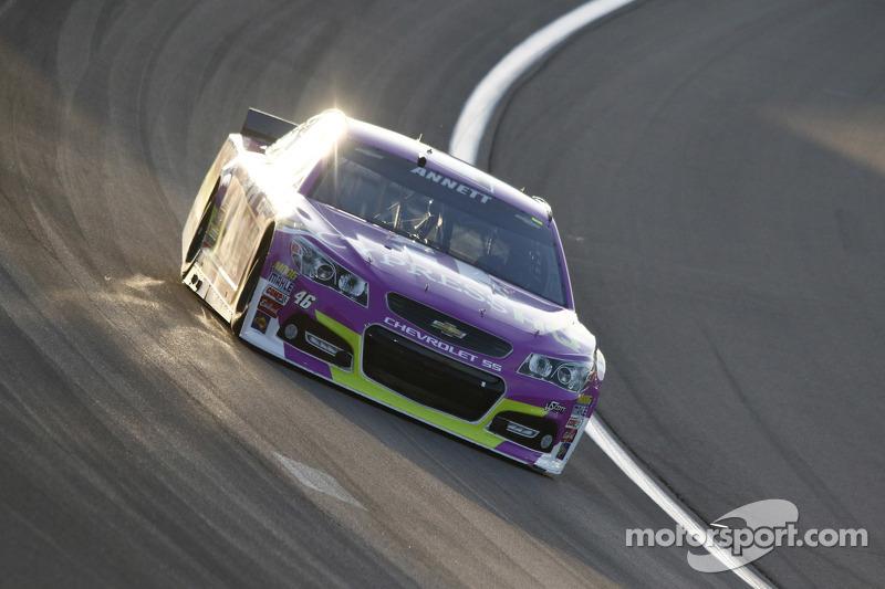 Micheal Annett, HSCott Motorsports, Chevrolet