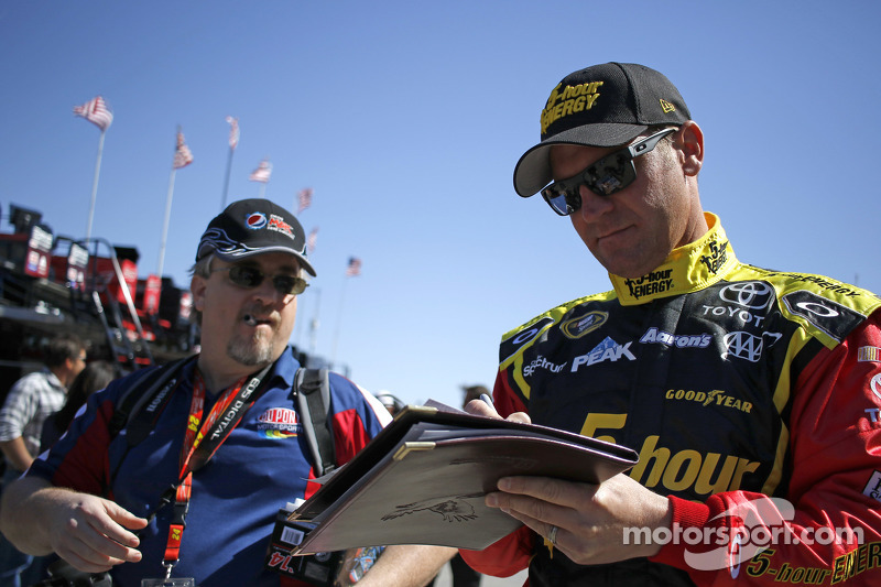 Клінт Бойєр, Michael Waltrip Racing