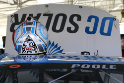Brennan Poole, HScott Motorsports with Chip Ganassi
