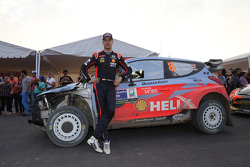 Daniel Sordo和Marc Marti, 现代 i20 WRC, 现代 Motorsport