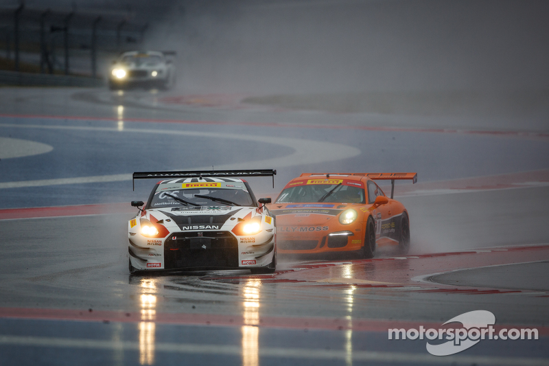 #05 AE Replay XD Nissan GT Academy Nissan GT-R-GT 3: Bryan Heitkotter