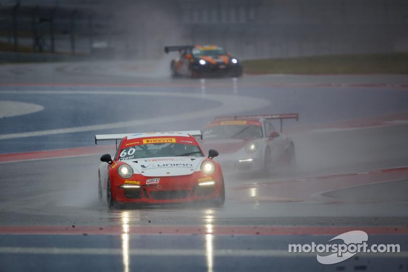 #60 Wright Motorsports,保时捷911 GT3杯: Santiago Creel