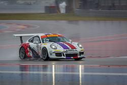 # 13 آنسا موتورسبورتس بورشه 911 جي تي3 كاب: لورينزو تريفيذن