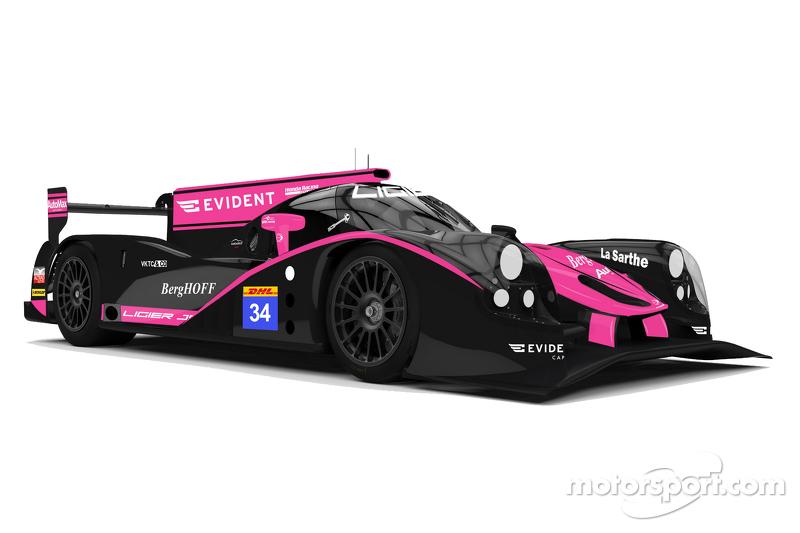 OAK Racing announces Le Mans line-up
