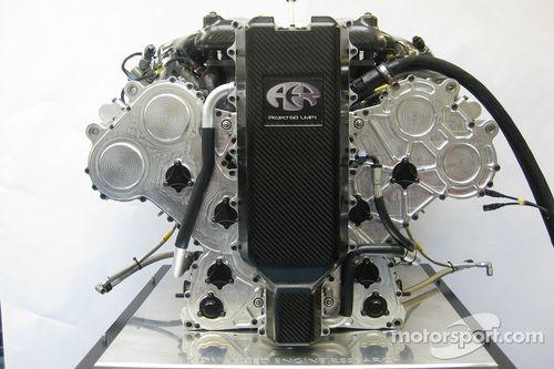 Moteur AER P60 LMP1