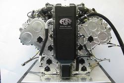AER P60 LMP1: moteur