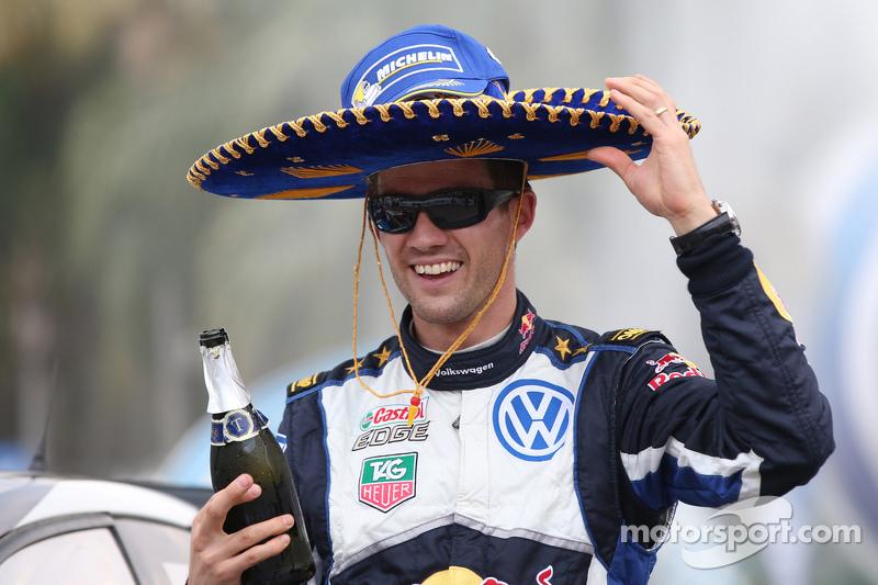 1. Sébastien Ogier, Volkswagen Polo WRC, Volkswagen Motorsport