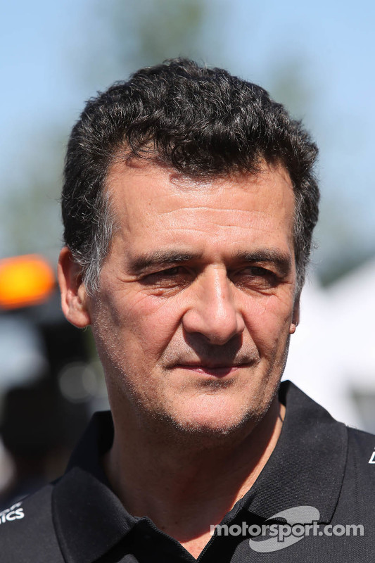 Federico Gastaldi, stellvertretender Teamchef Lotus F1 Team