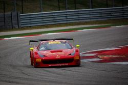 #61 R. Ferri Motorsport Ferrari 458 GT3 Italia: Olivier Beretta Monte