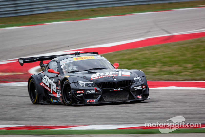 32 Turner Motorsport Bmw E89 Z4 Gt3 Bret Curtis At Circuit Of The