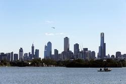Gran vista en Melbourne