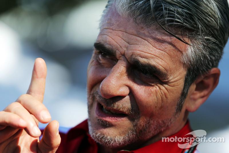 Мауріціо Аррівабене, Керівник команди Scuderia Ferrari