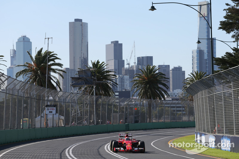 Kimi Räikkönen, Scuderia Ferrari SF15-T