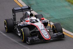 Кевин Магнуссен, McLaren MP4-30